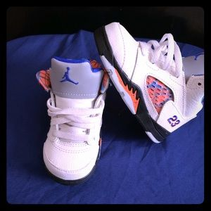 Jordan's New York Knicks Toddler 5c